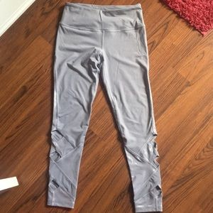Victoria Secret Sport cut out leggings